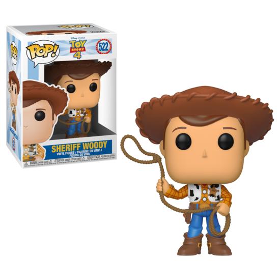 POP Disney: Toy Story 4 - Woody