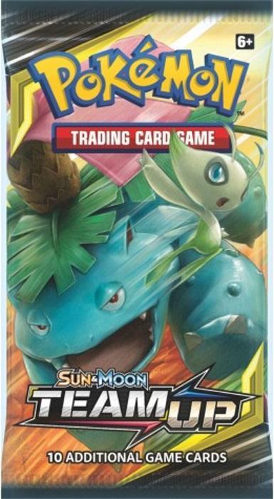 Pokémon TCG: Sun & Moon - Team Up Booster Pack