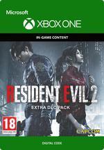 Resident Evil 2 Extra DLC Pack Til Xbox One