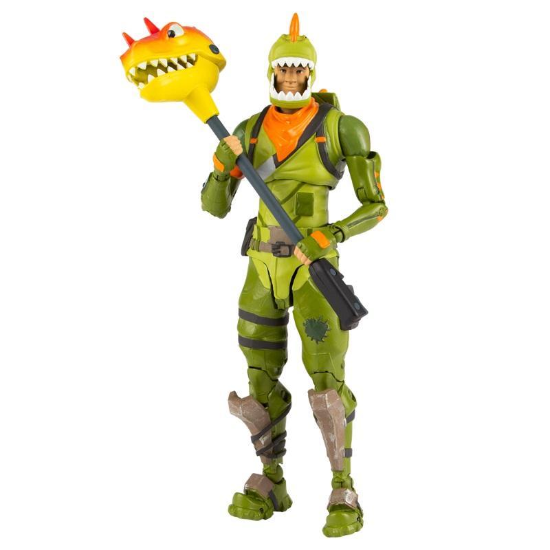 "Fortnite Rex 7"" Action Figure"