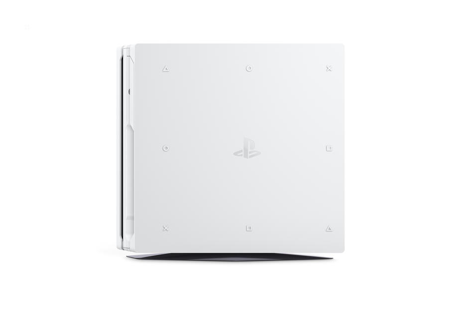 PlayStation®4 Pro 1TB Glacier White Konsol