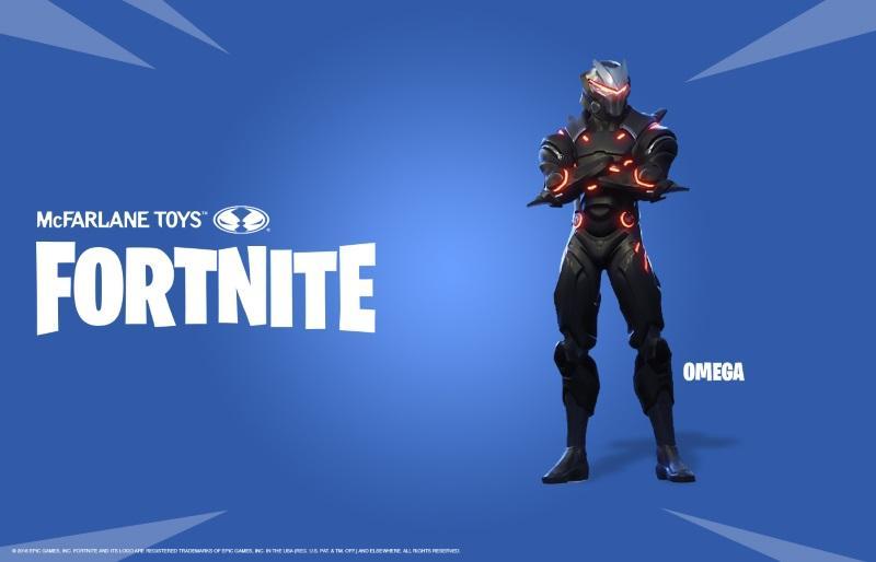 "Fortnite Omega 7"" Action Figure"