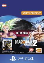 Dragon Ball Xenoverse 2 - Extra Pass Til PS4