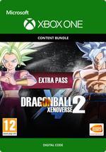 Dragon Ball Xenoverse 2 - Extra Pass Til Xbox One