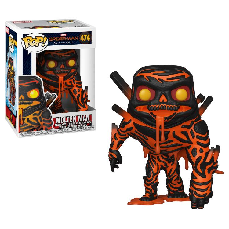 POP: Spider-Man: Far From Home - Molten-Man