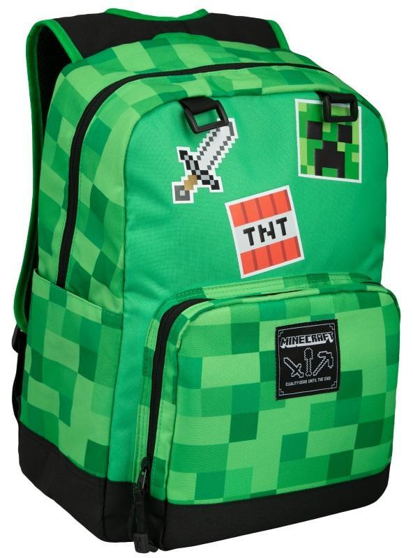 Minecraft: Survival Badges Backpack