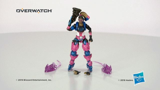 "Overwatch: Ultimates - Lucio 6"" Figure"