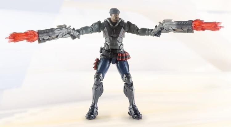 Overwatch Ultimate Series: Blackwatch Reyes (Reaper) 6-inch Collectible Action Figure