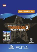 Tom Clancy's - The Division 2: Year 1 Pass Til PS4