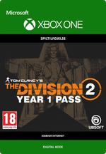 Tom Clancy's - The Division 2: Year 1 Pass Til Xbox One