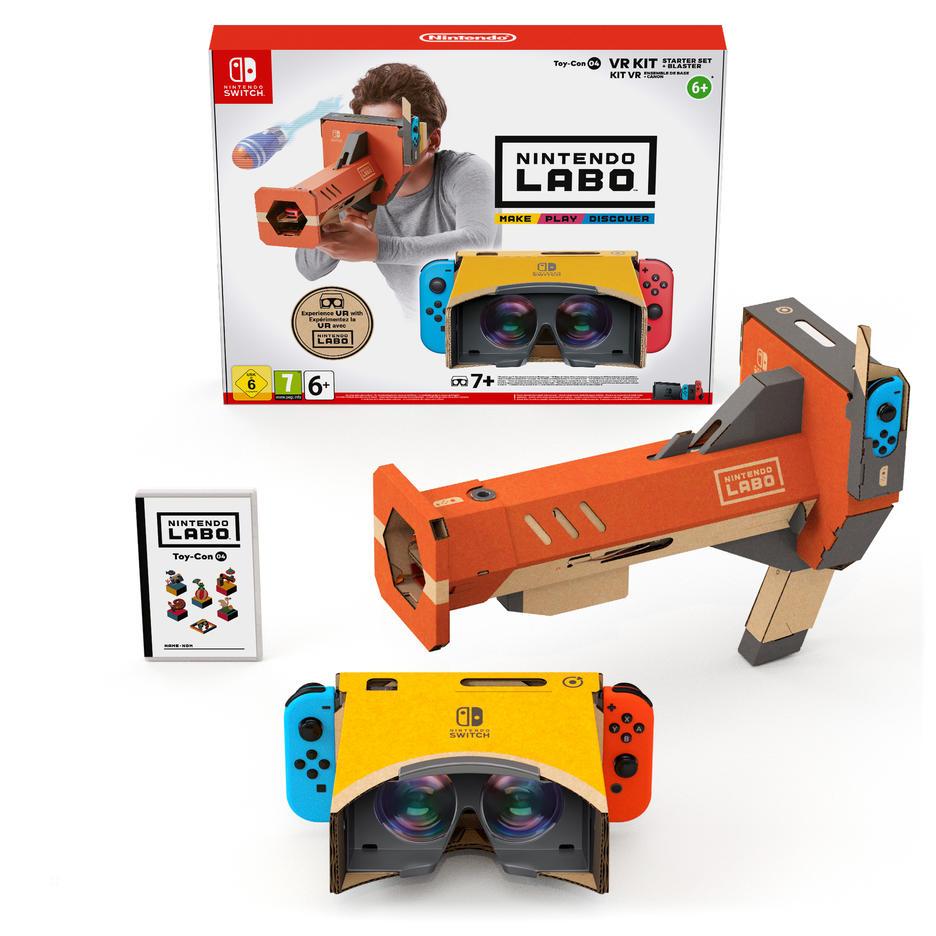 Nintendo Labo: VR Starter Kit