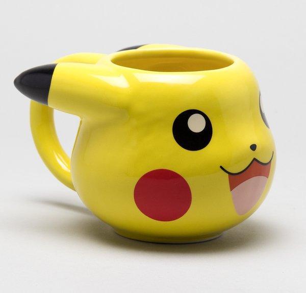 Pokémon: 3D Pikachu Mug