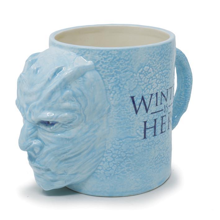 Game Of Thrones: 3D Night King Mug