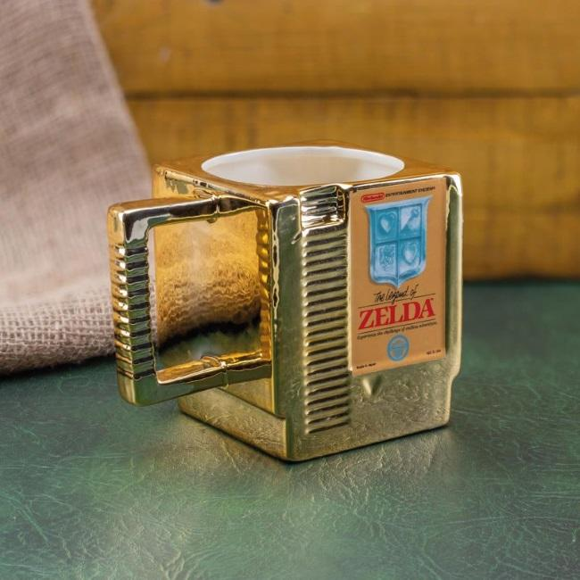 The Legend of Zelda: Cartridge Mug