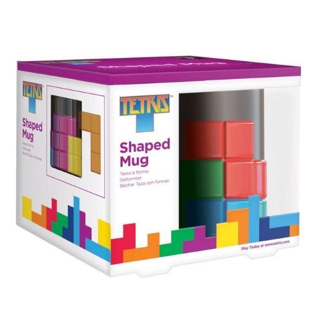 Tetris Shaped Mug