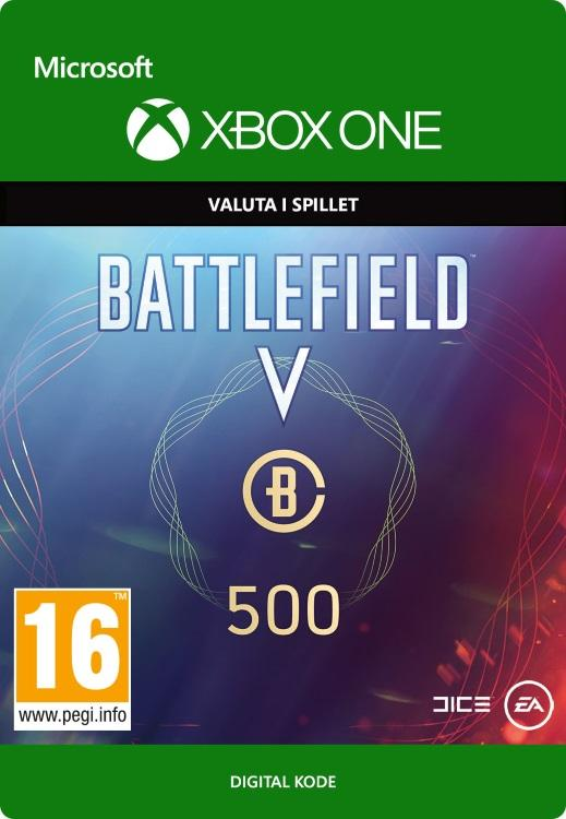 Battlefield™ V – Battlefield-valuta 500 Til Xbox One [DIGITAL]