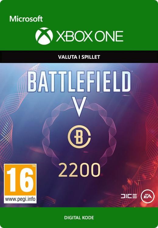 Battlefield™ V – Battlefield-valuta 2200 [DIGITAL]