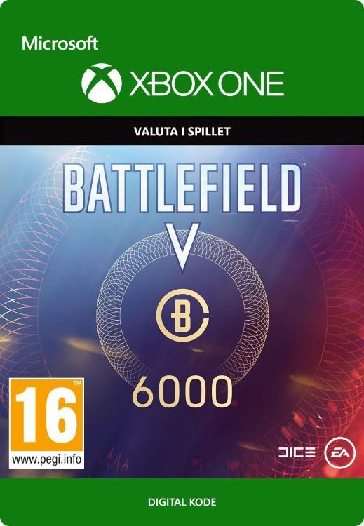 Battlefield™ V – Battlefield-valuta 6000 [DIGITAL]