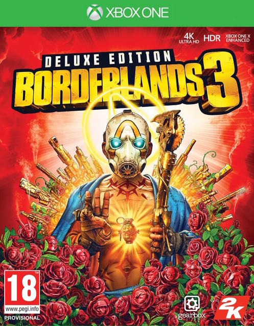Borderlands 3 Deluxe Edition [Kun Hos GameStop]