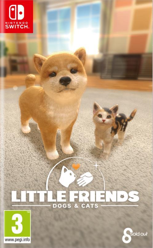 Little Friends: Cats & Dogs