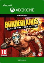Borderlands: Game of the Year Edition Til Xbox One