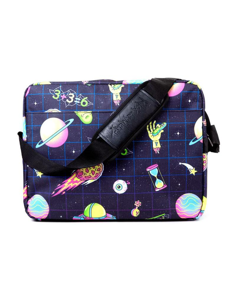 Rick and Morty: Space AOP Messenger Bag