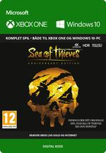 Sea of Thieves: Anniversary Edition Til Xbox One
