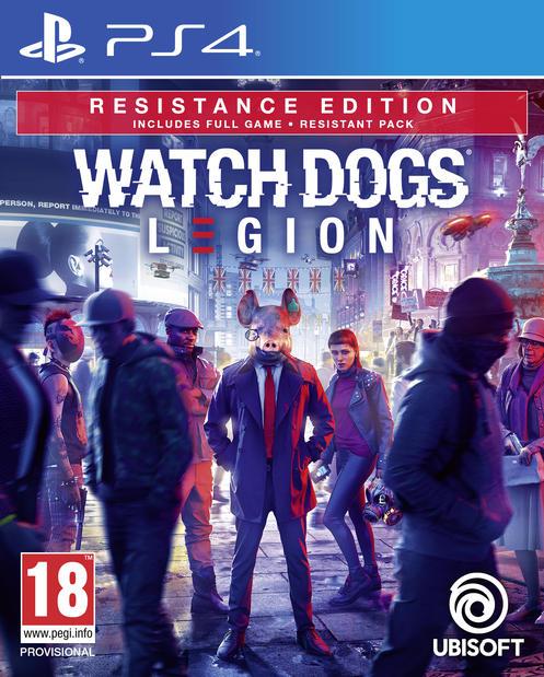 Watch Dogs: Legion [Kun Hos GameStop]