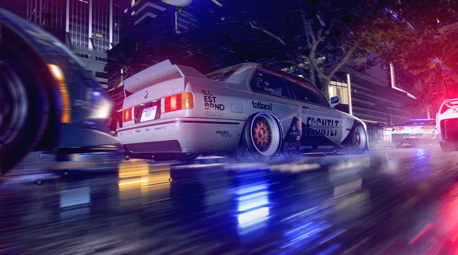 Need For Speed™ Heat