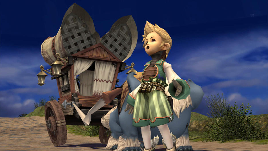 Final Fantasy® Crystal Chronicles™ Remastered
