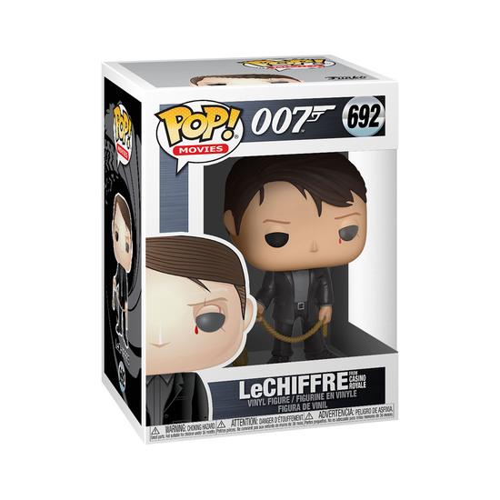 POP Movies: James Bond S2 - Le Chiffre