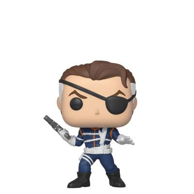 POP Marvel: 80th - First Appearance - Nick Fury [Kun Hos GameStop]