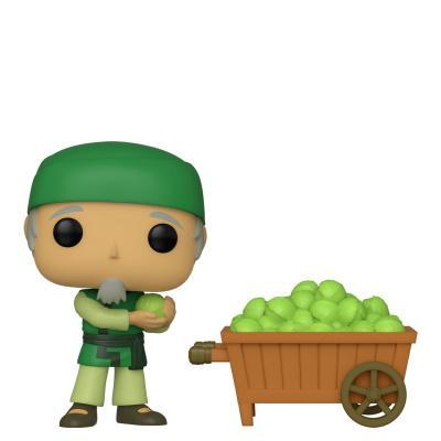 Pop Animation: Avatar Last Airbender-2PK-- Cabbage Merchant & Cabbage Cart [Kun Hos GameStop]