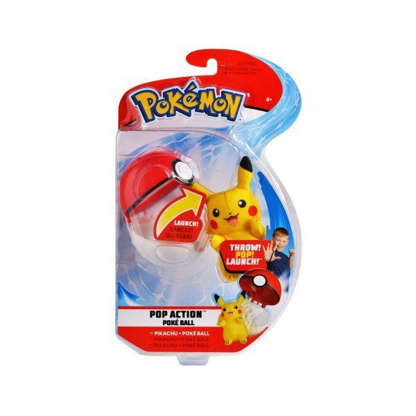 Pokémon: Toss 'N Pop Poké Ball [Assorted]