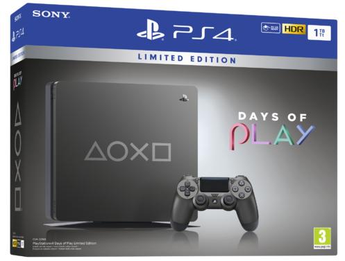 PlayStation®4 1TB Days of Play Limited Edition Konsol
