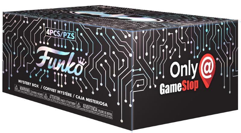DC Comics Mystery Box [Kun Hos GameStop]
