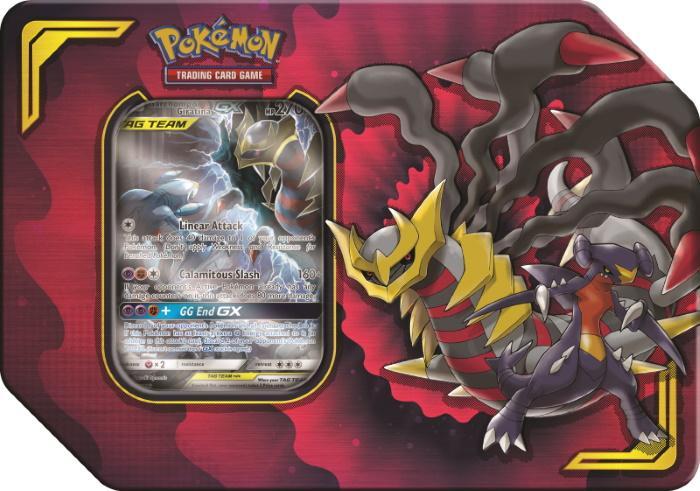 Pokémon TCG: Power Partnership Tin