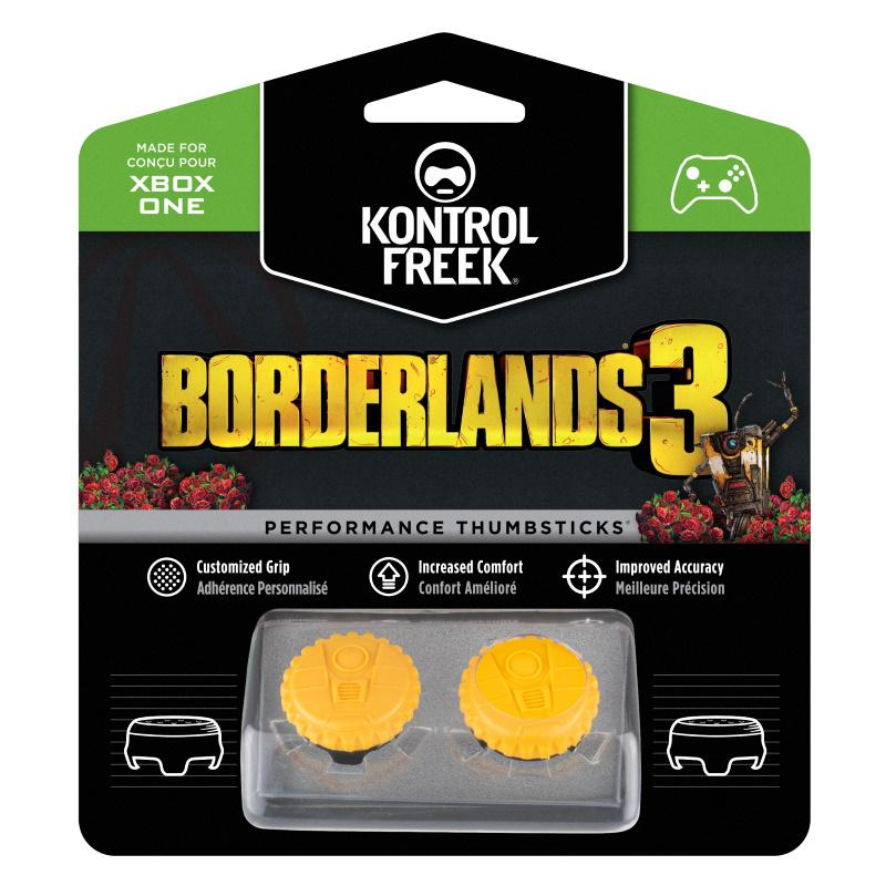 KontrolFreek® Borderlands 3 Claptrap Thumbsticks til Xbox One