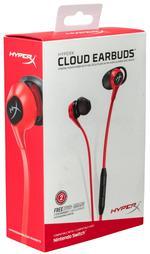 HyperX™ Cloud Earbuds™ til Switch