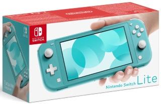 Nintendo Switch™ Lite Turquoise Konsol