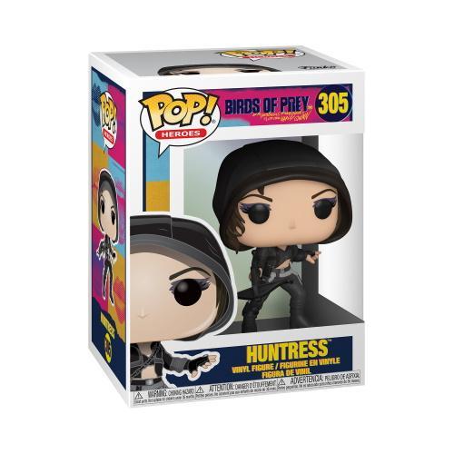 POP Heroes: Birds of Prey- Huntress