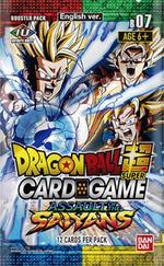 Dragon Ball Super CG: Assault of the Saiyans Booster Pack