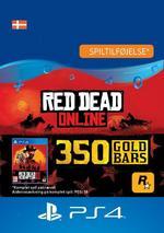 Red Dead Redemption 2: 350 guldbarrer til PS4