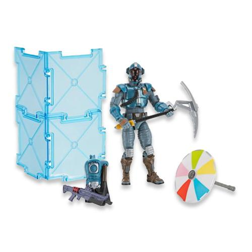 Fortnite: Early Game Survival Kit 2 Figure Pack - The Visitor