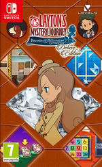 Layton's Mystery Journey™: Katrielle