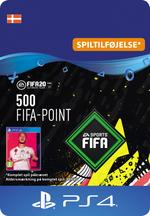 FIFA 20 Ultimate Team™ - 500 Points til PS4