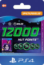 NHL® 20 Ultimate Team 12000 Points for PS4