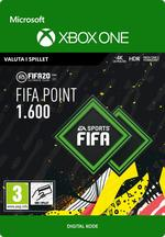 FIFA 20 Ultimate Team™ - 1600 Points til Xbox One