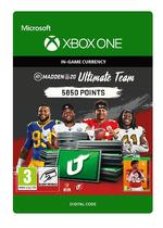 Madden NFL 20 Ultimate Team 5850 Points til Xbox One