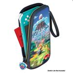 Nintendo Switch Zelda Links Awakening Traveler Deluxe Travel Case